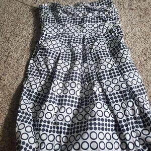NWOT Strapless Limited Dress Size 6